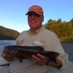 Delaware River Smallmouth Bass Fishing